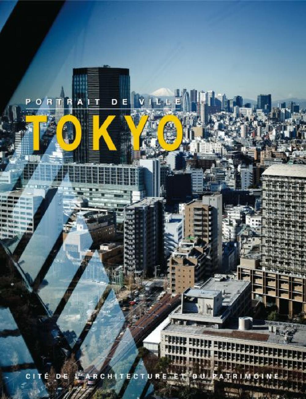 Tokyo / Portrait de Ville