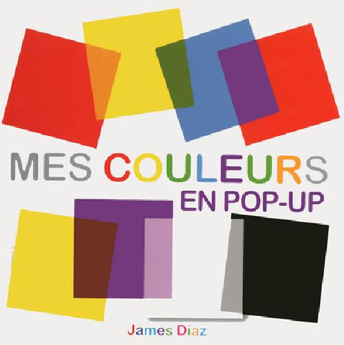 Mes couleurs en pop-up