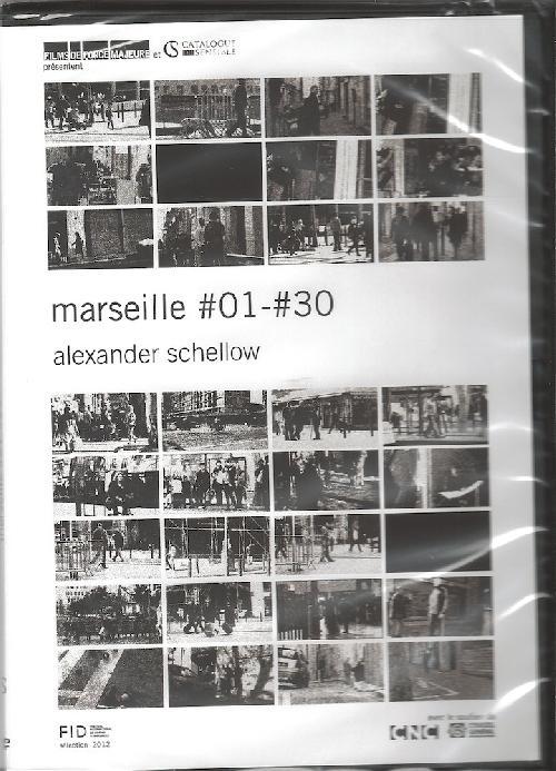 MARSEILLE #01-#30 Alexander Schellow