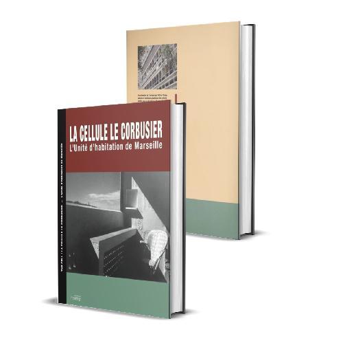 La Cellule / The Le Corbusier Cell. L'Unité d'habitation de Marseille