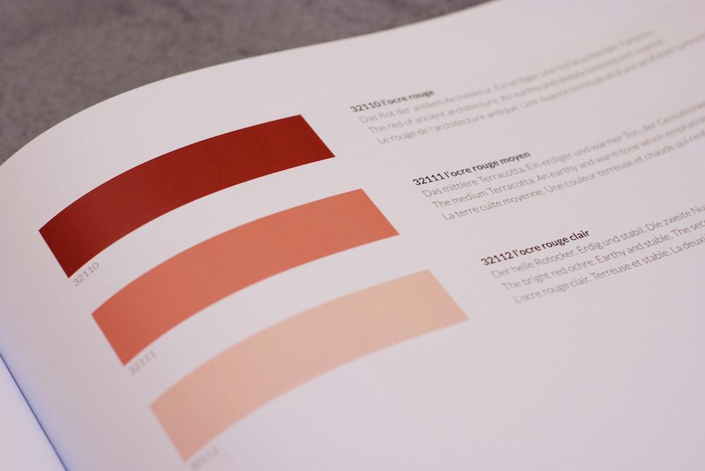 Conception de la couleur architecturale