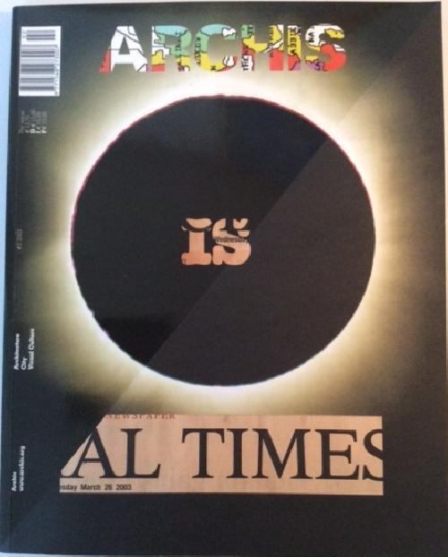 Archis n°2 AL Times