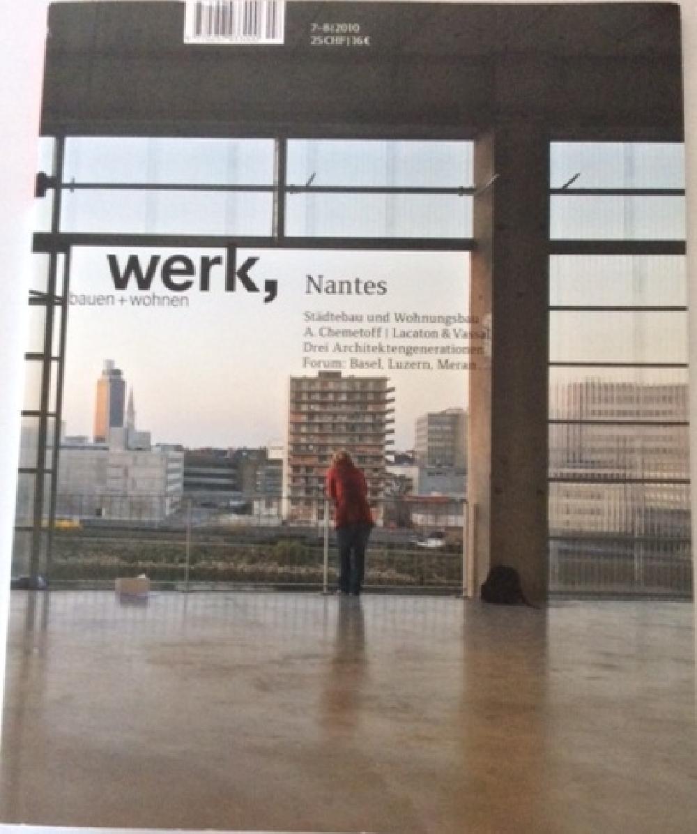 werk, bauen + wohnen Nantes