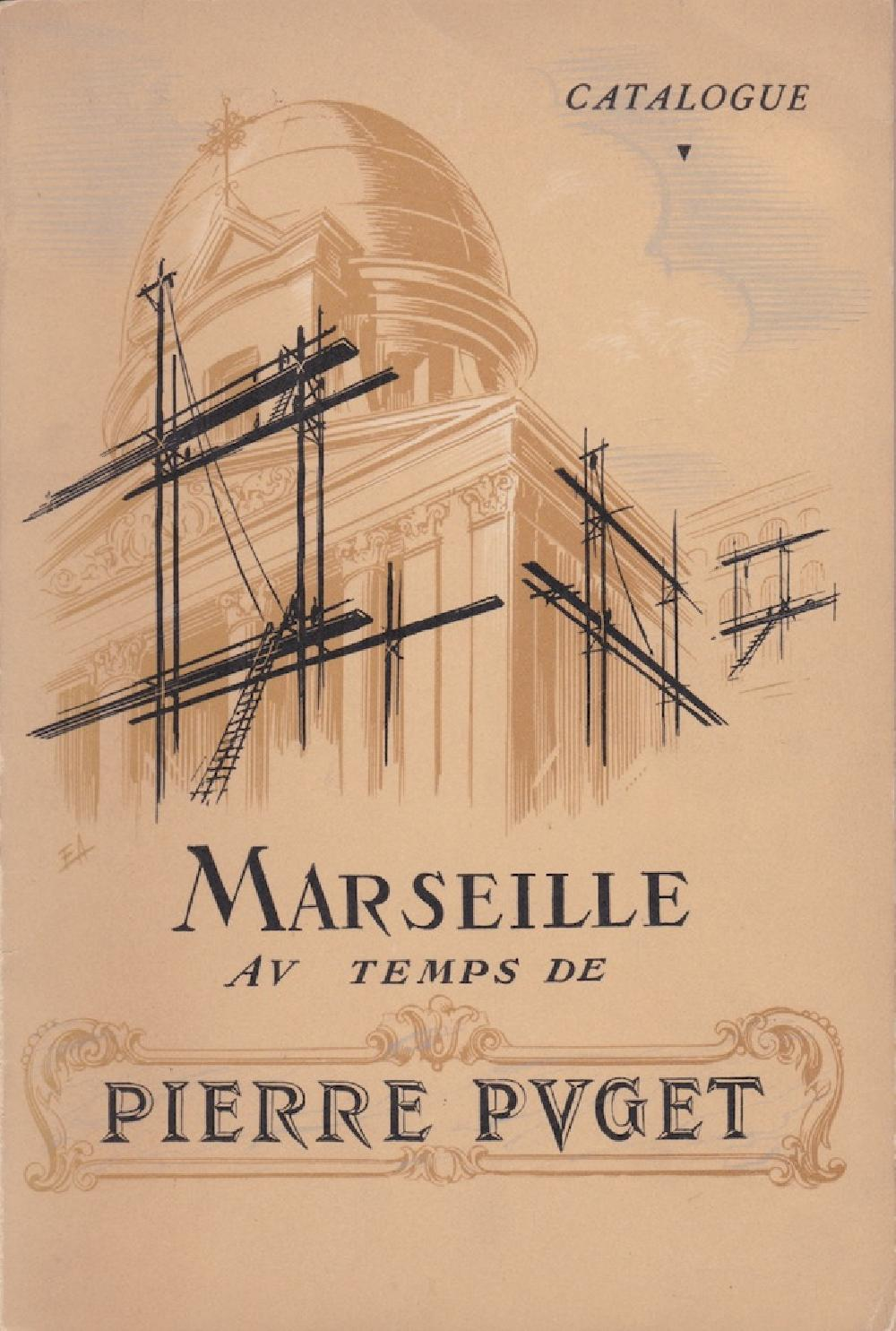 Marseille au temps de Pierre Puget