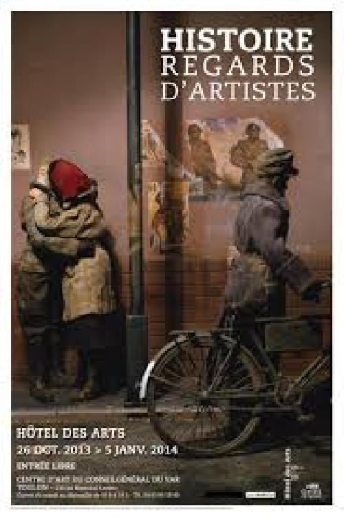 Histoire, regards d'artistes