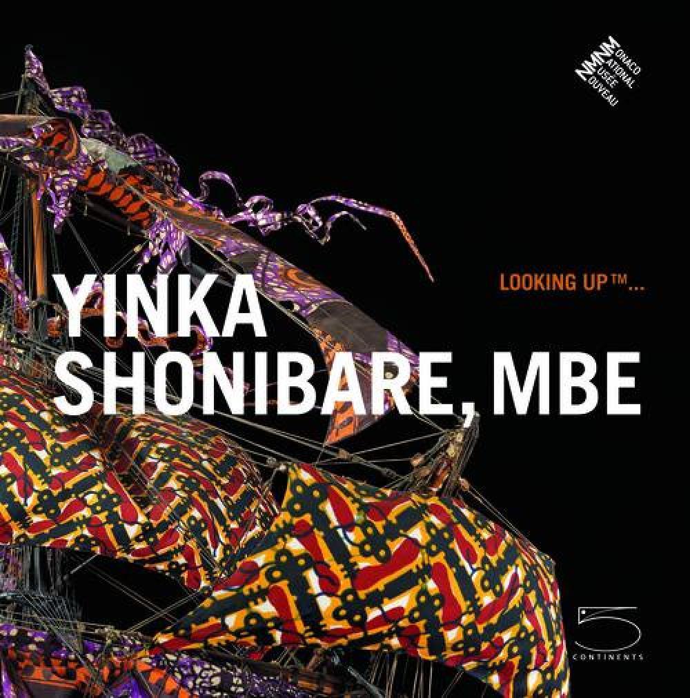 Looking up ... Yinka Shonibare, MBE