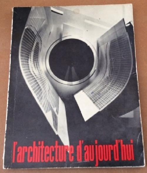 L'architecture d'aujourd'hui n°100 Contrastes architecturaux