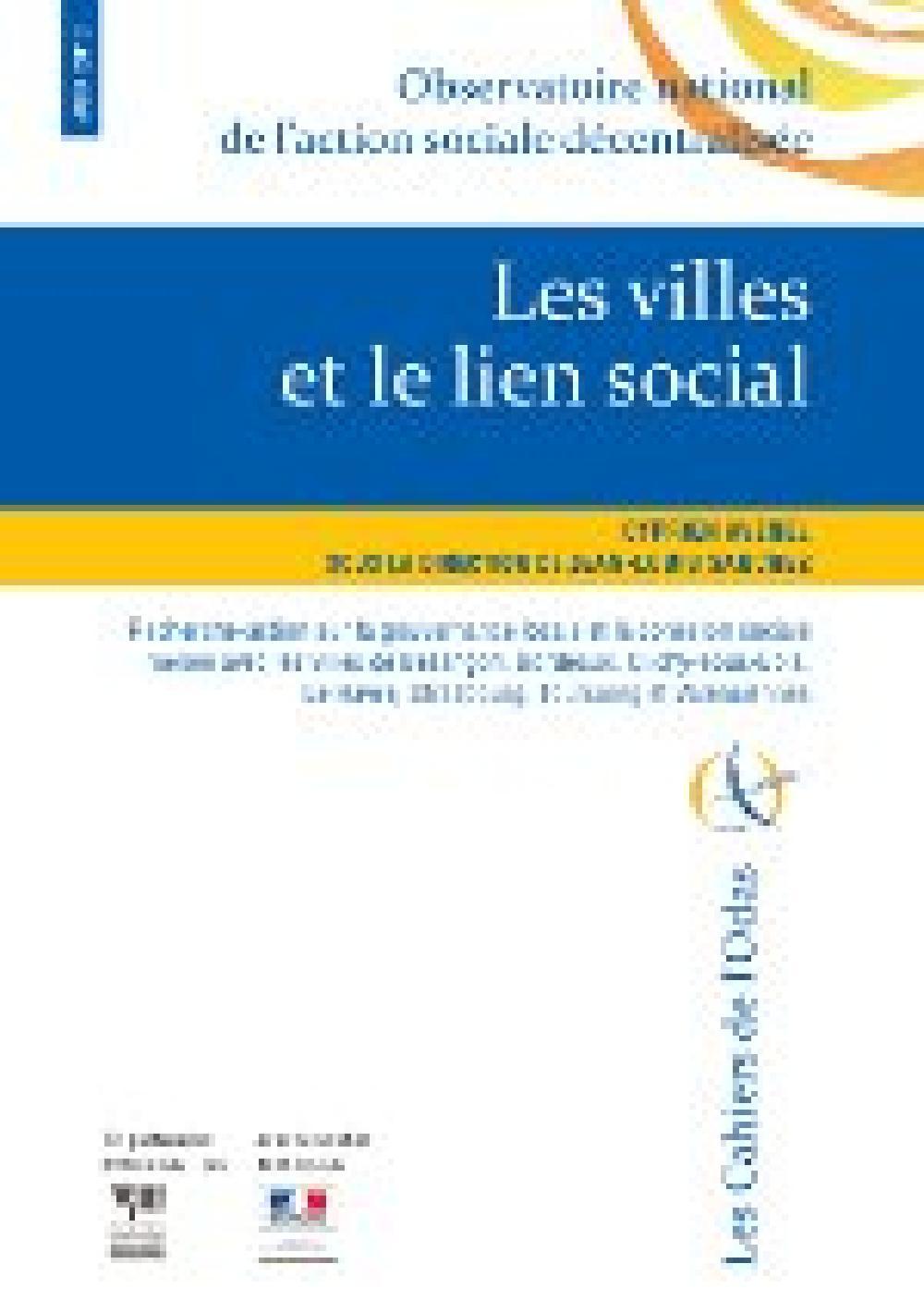Les villes et le lien social