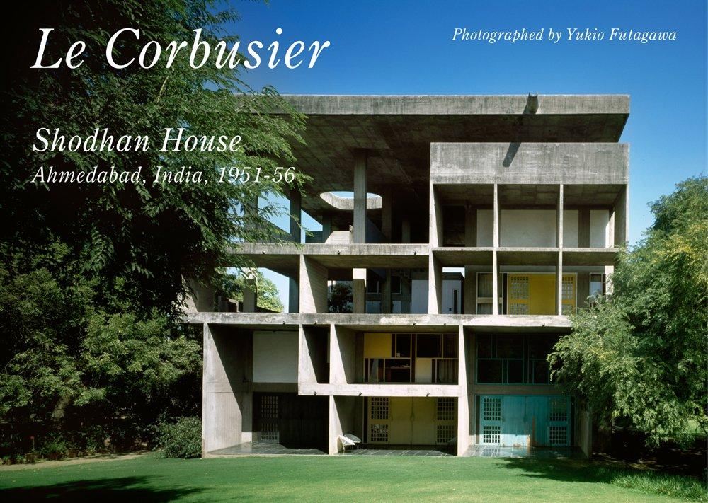 Le Corbusier - Shodan House Ahmedabad, India, 1951-1956