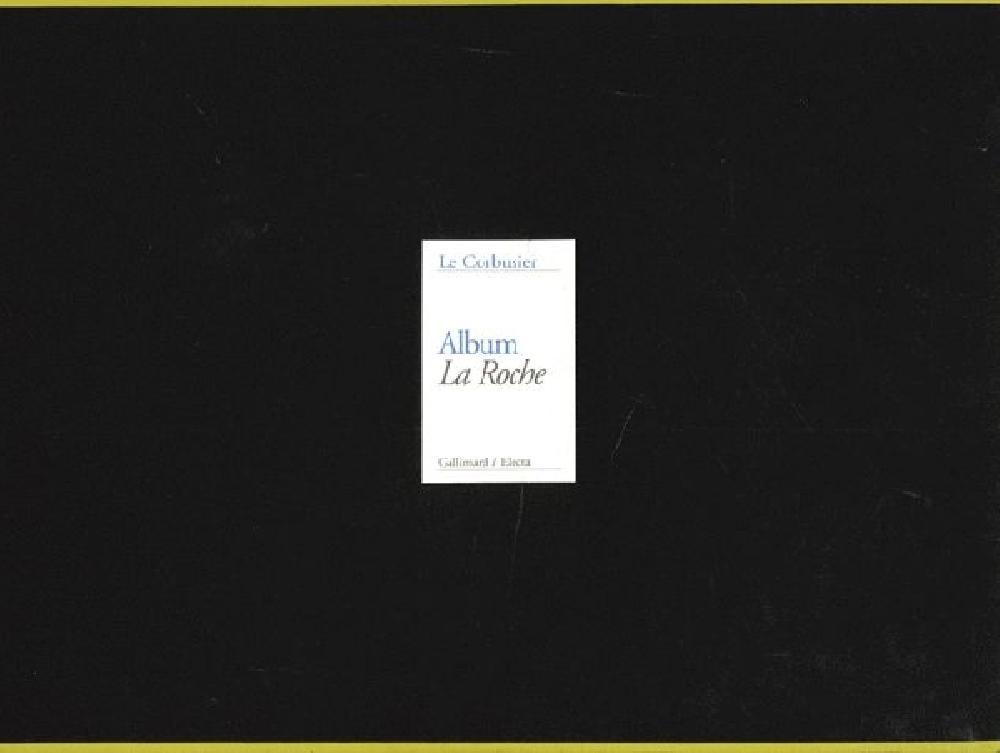 Album La Roche Le Corbusier