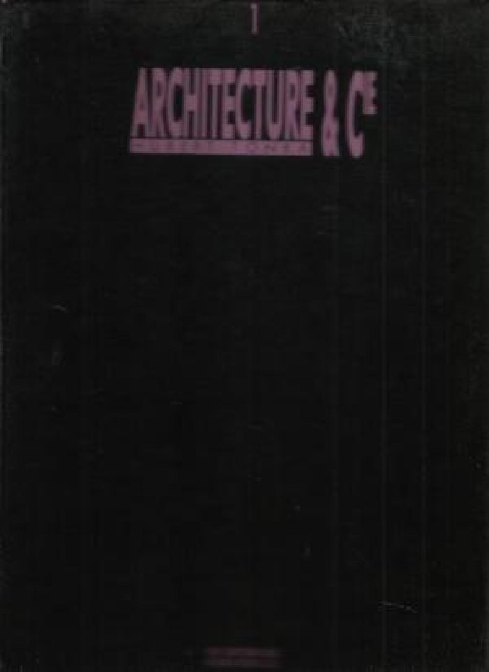Architecture & Cie vol 1