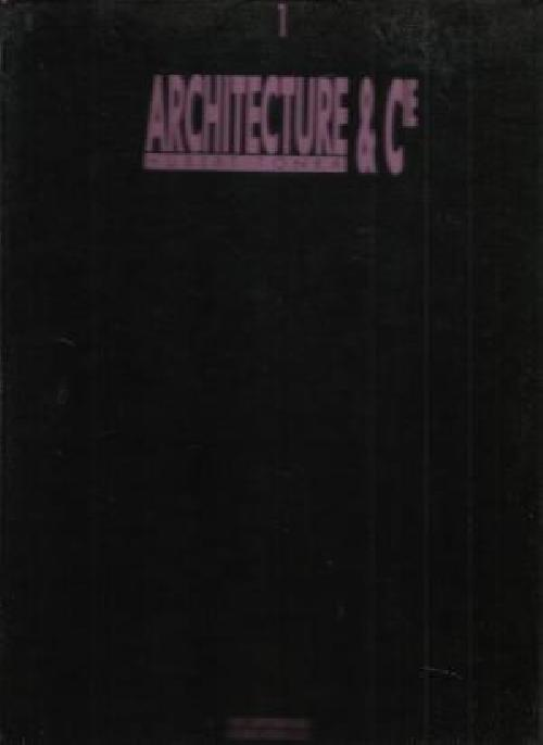 Architecture & Cie vol 1