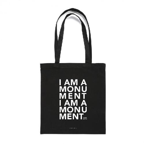 TOTEBAG I am a monument