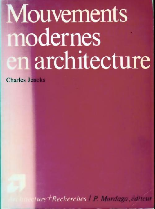 Mouvements modernes en architecture