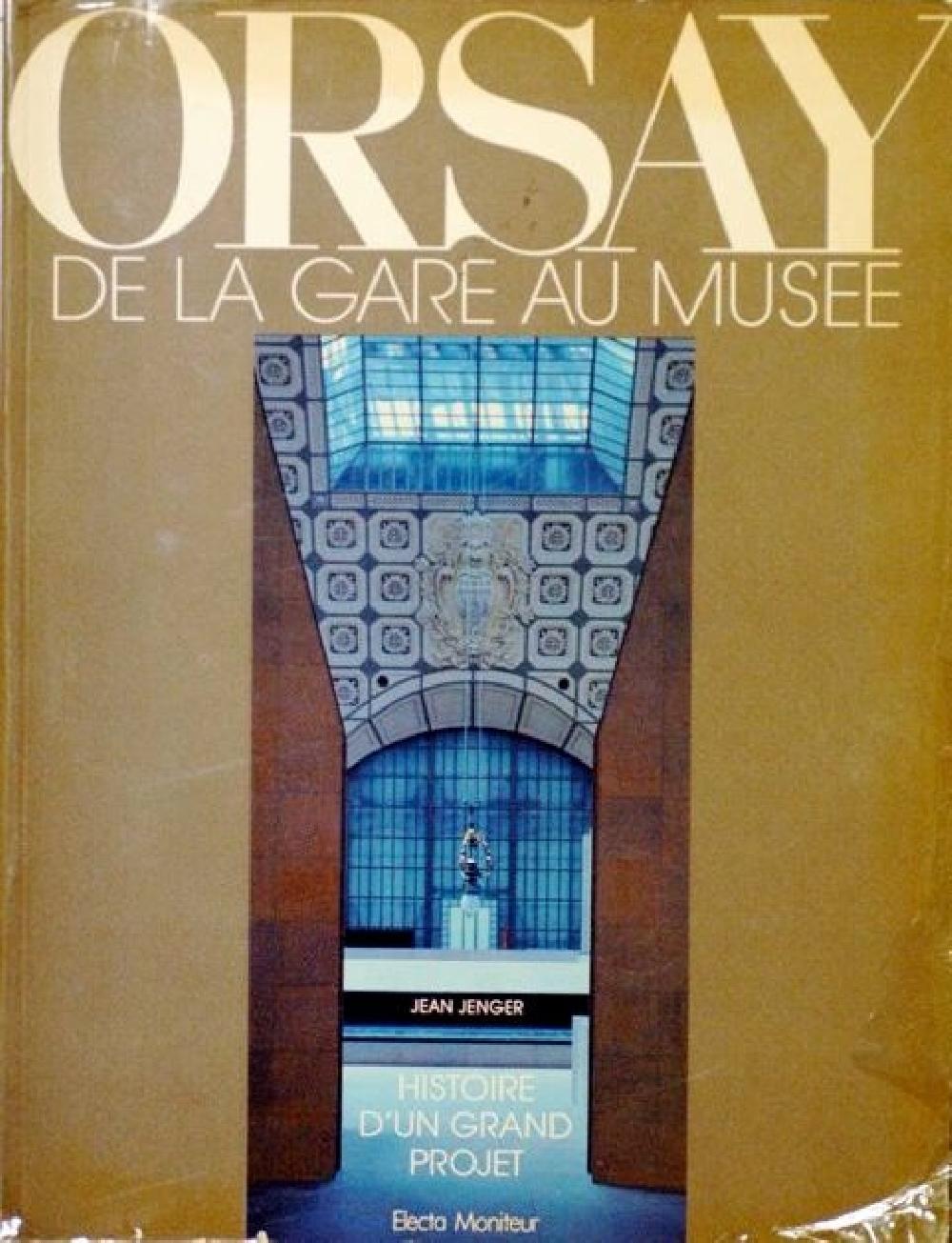 Orsay, de la gare au musée