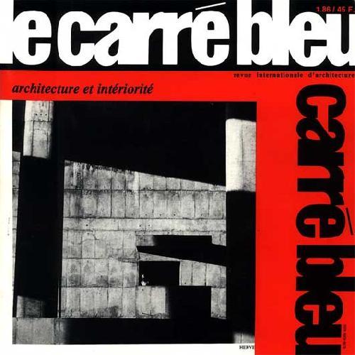 Le Carré bleu