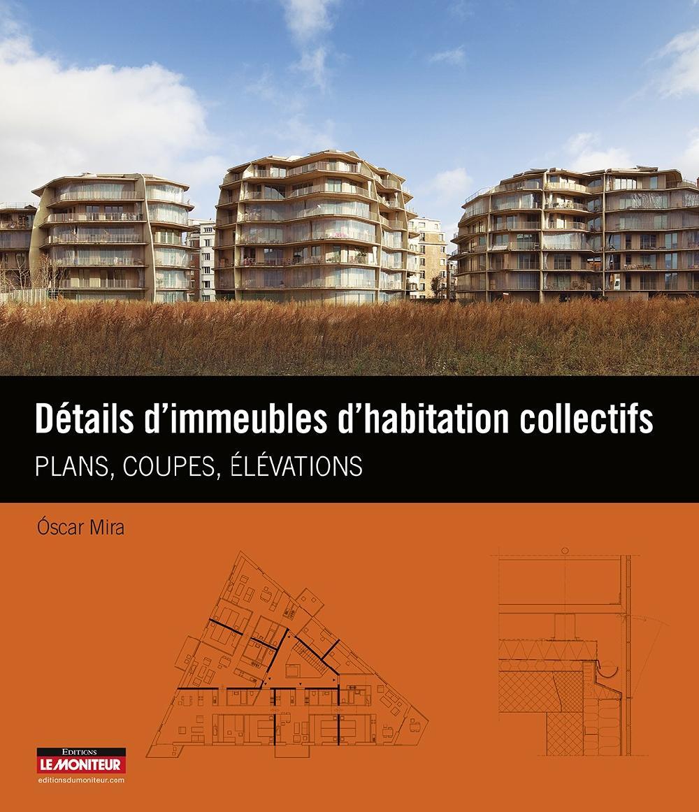 Détails d'immeubles d'habitation collectifs