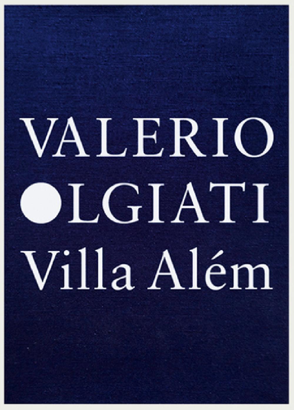 Villa Alèm Valerio Olgiati