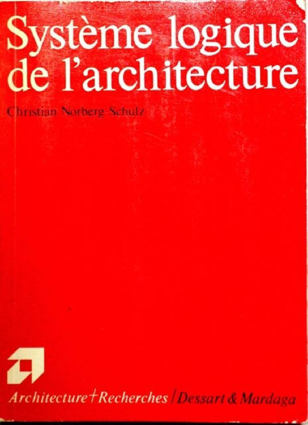 Système logique de l'architecture