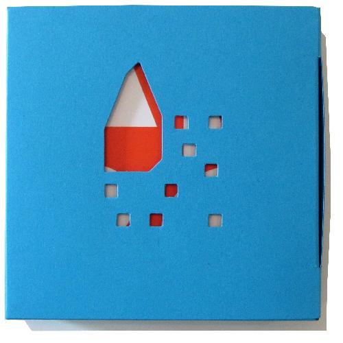 Basic Space illustré, livre maquette (boite bleue)