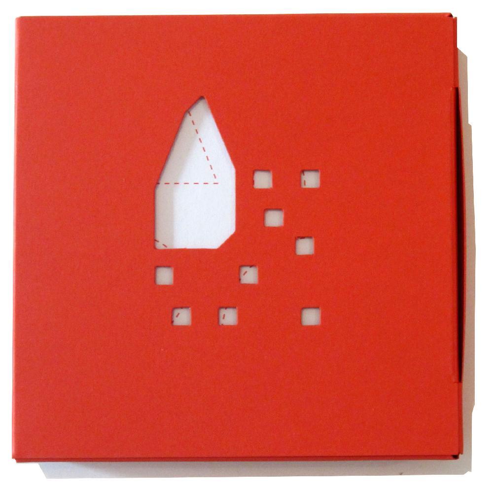 Basic Space blanc, livre maquette (boite rouge)