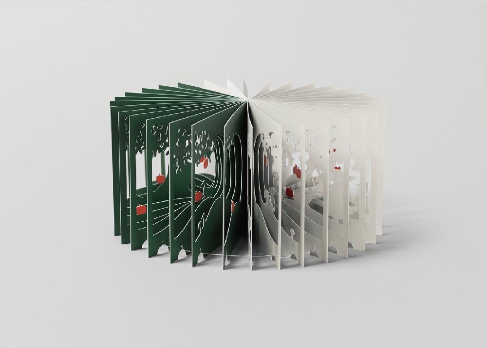 360° Book Snow White -  Yusuke Oono