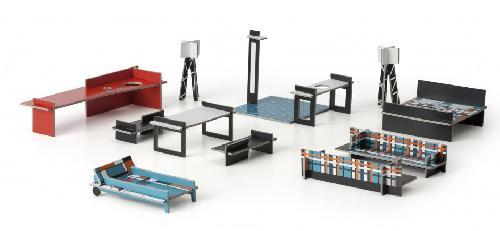 Furniture Modular House Hiver