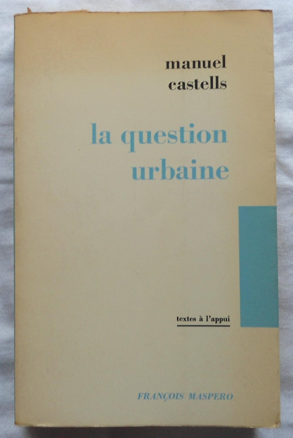 La question urbaine