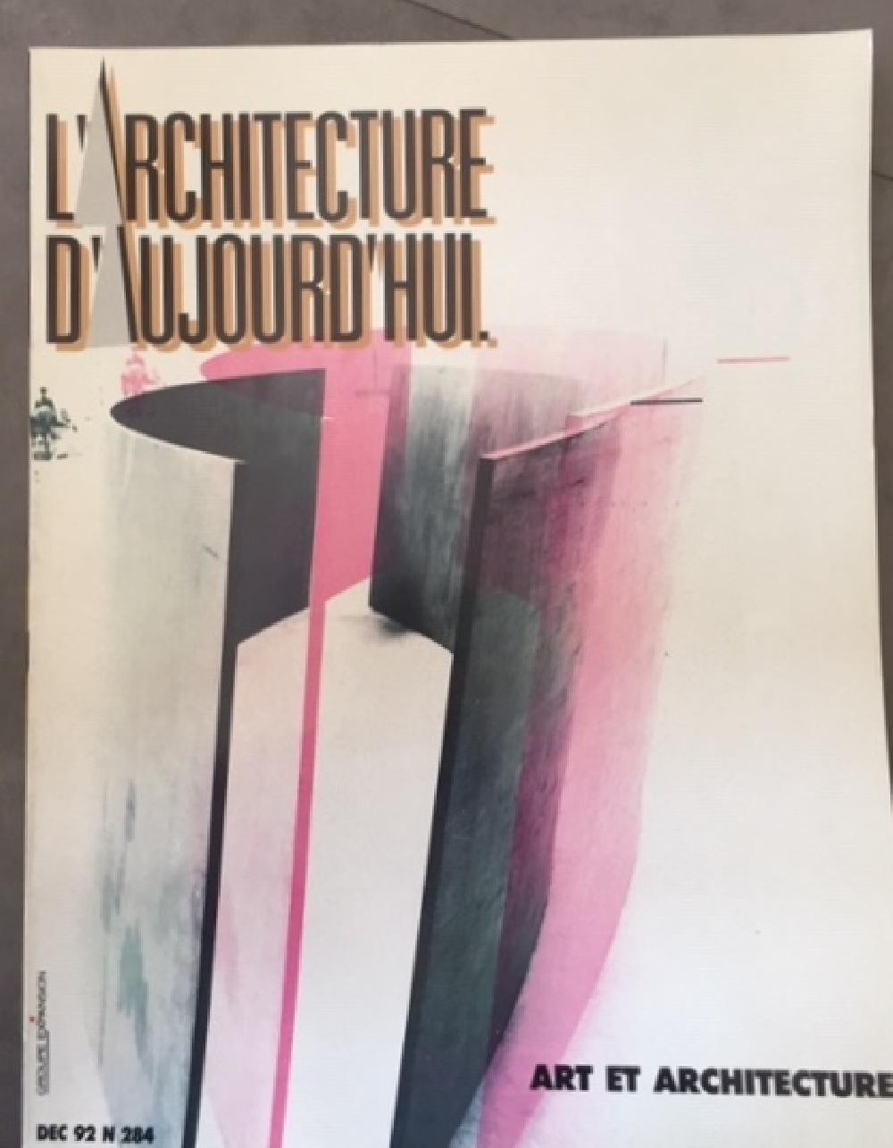 N°284 - Art et architecture