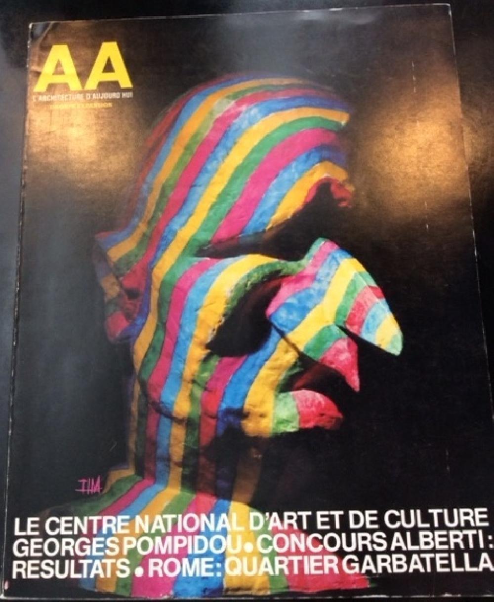 N°189 - Le centre national d'art et de culture Georges Pompidou
