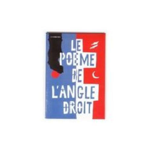 Magnet Le poème de l'angle droit