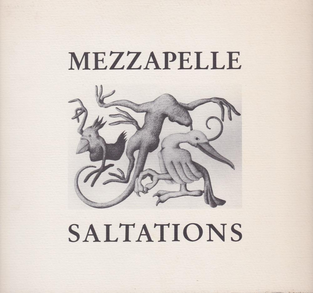 Mezzapelle Saltations