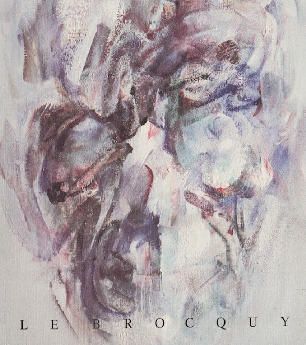 Louis Le Brocquy, images 1975-1988