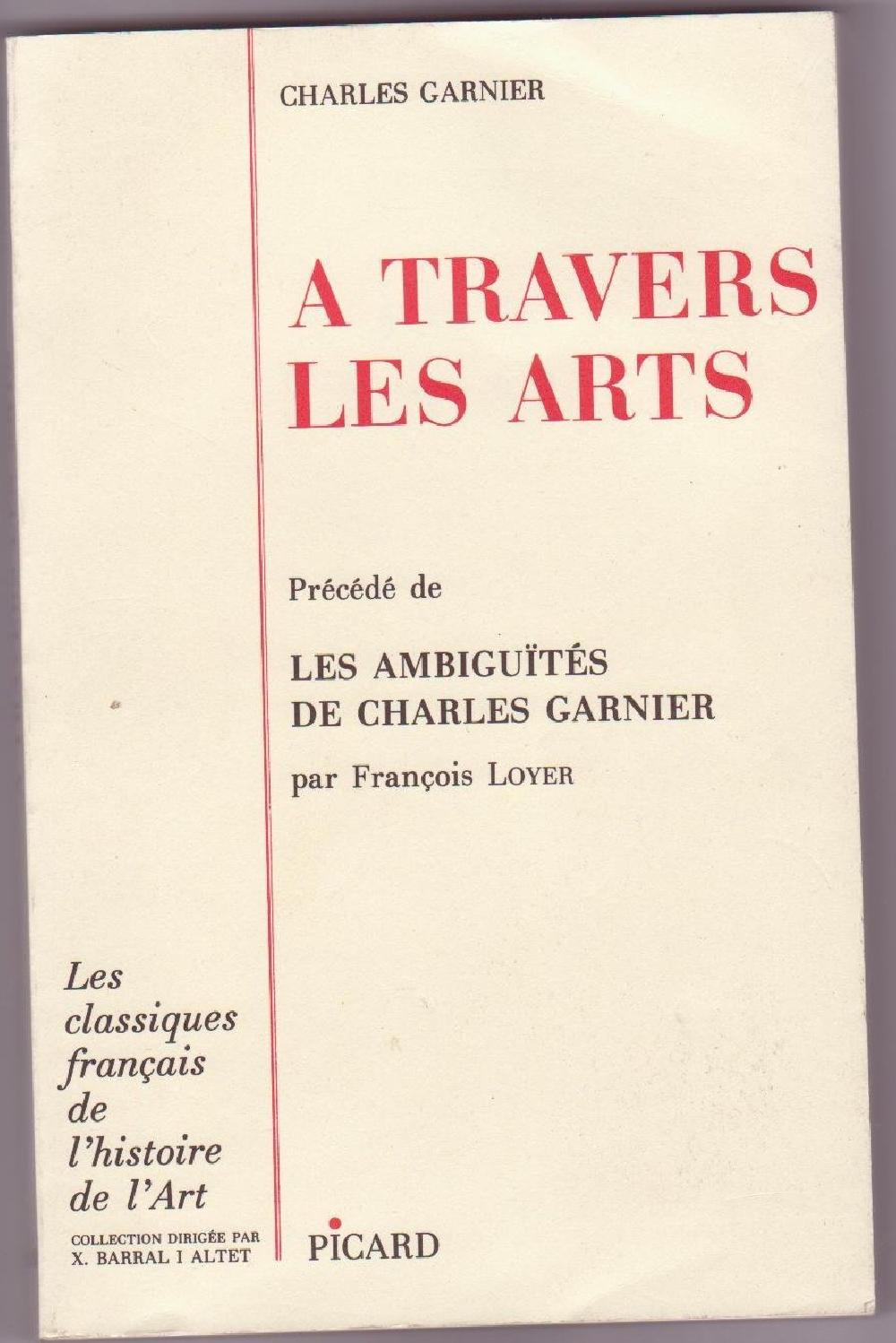 À travers les arts