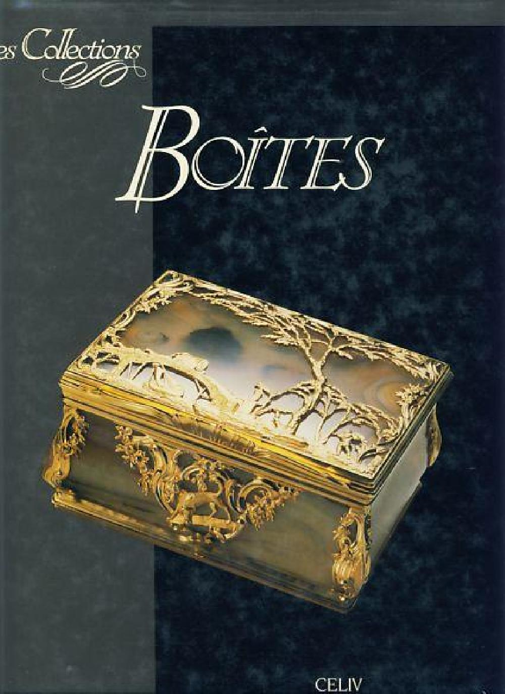 Boites, les collections