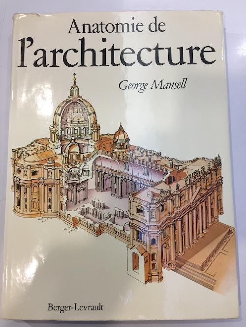 Anatomie de l'architecture