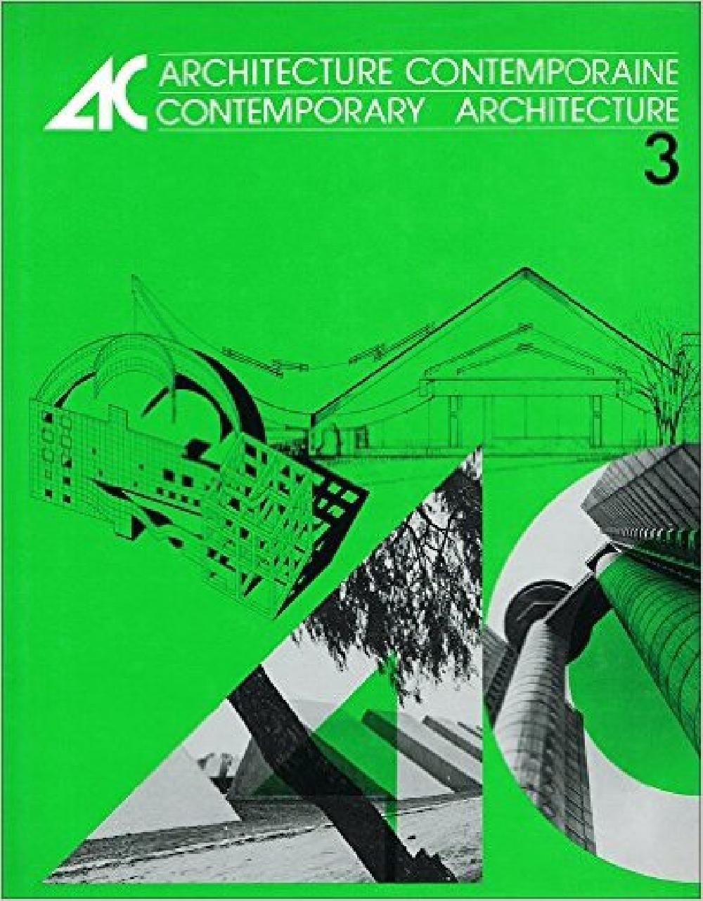 AC Architecture Contemporaine / Contemporary Architecture n°3