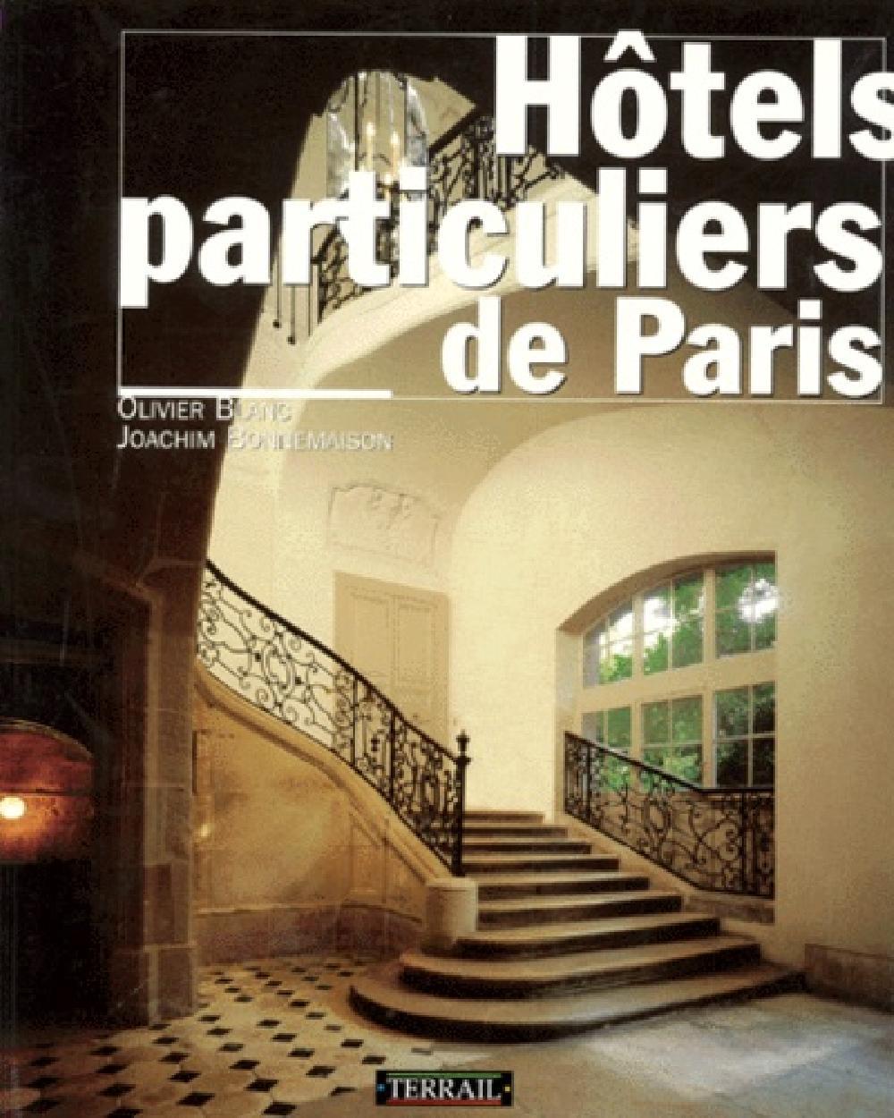 Hôtels particuliers de Paris