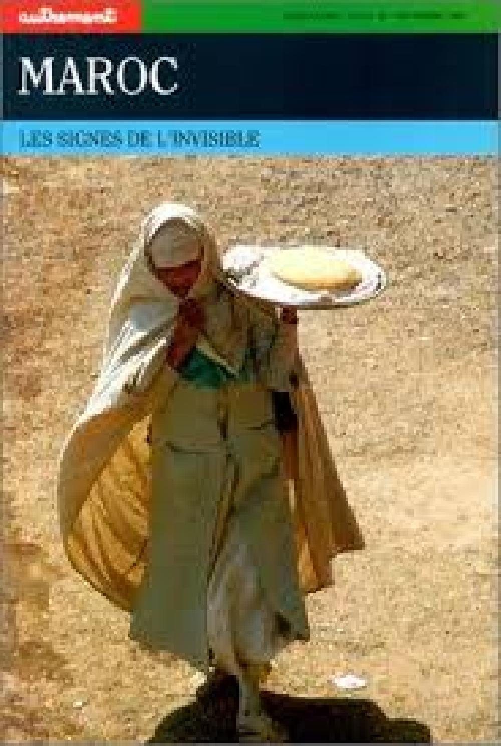 Série Monde HS n°48 : Maroc, les signes de l'invisible