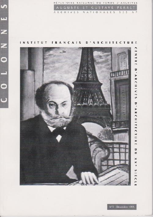 Colonnes n°7. Auguste Gustave Perret