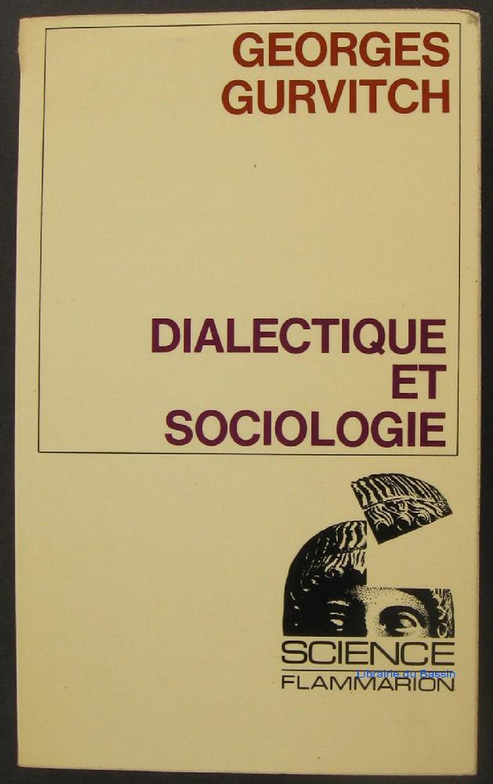 Dialectique et sociologie