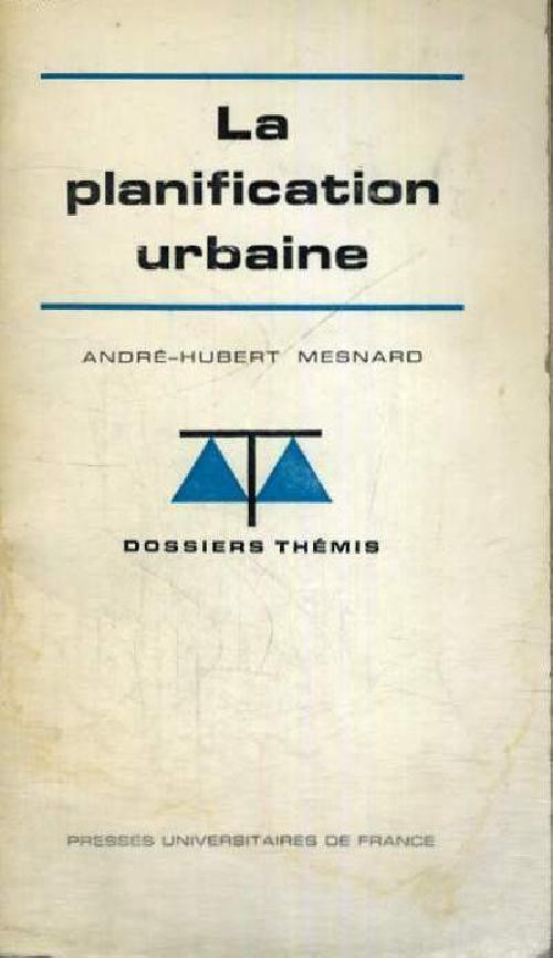 La planification urbaine