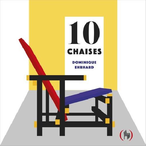 10 chaises