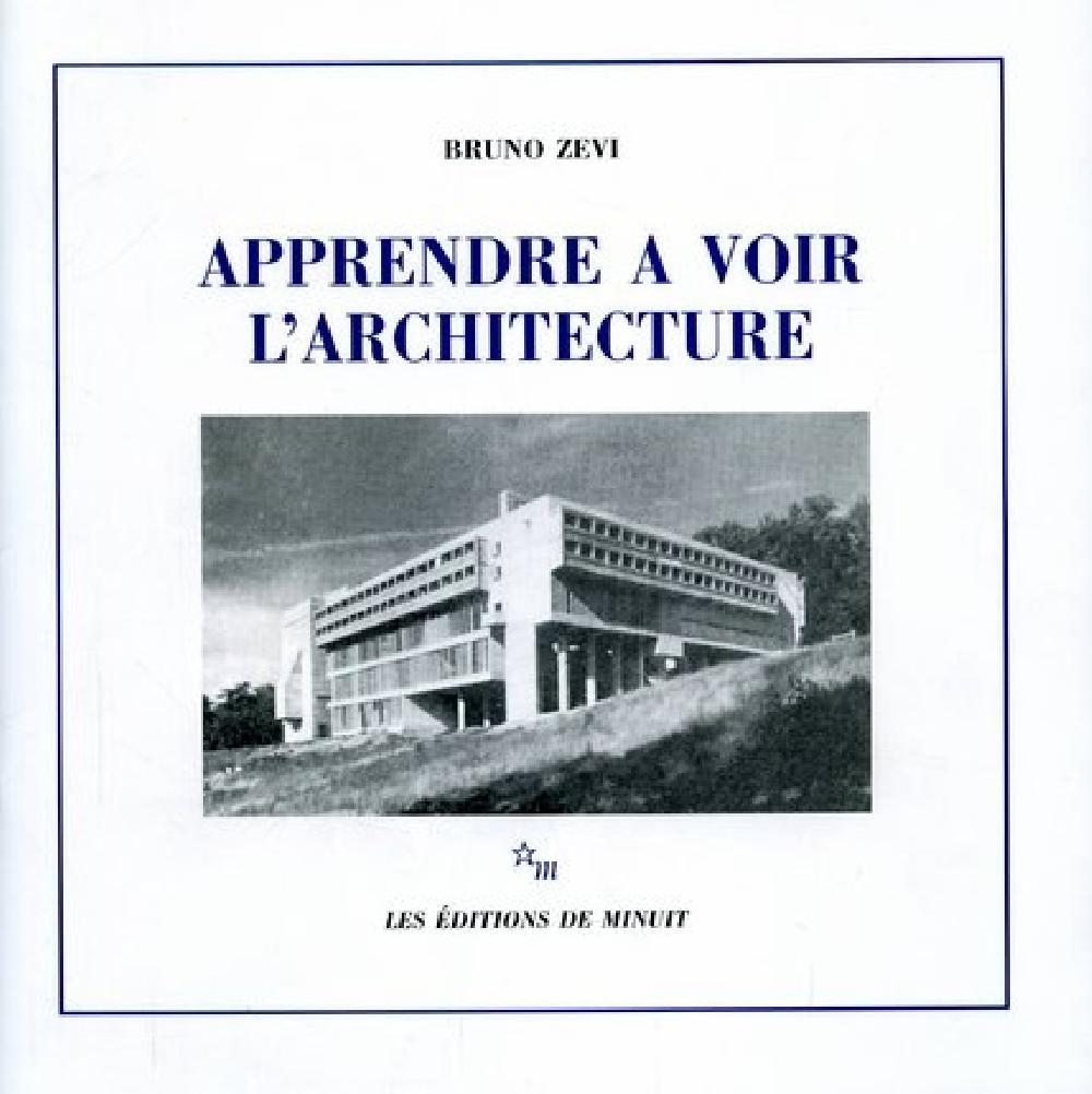 Apprendre à voir l'architecture