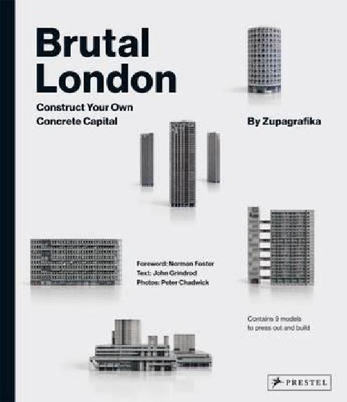 Brutal London Construct Your Own Concrete Capital
