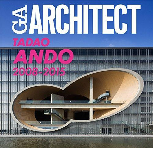 GA Architect Tadao Ando 2008-2015