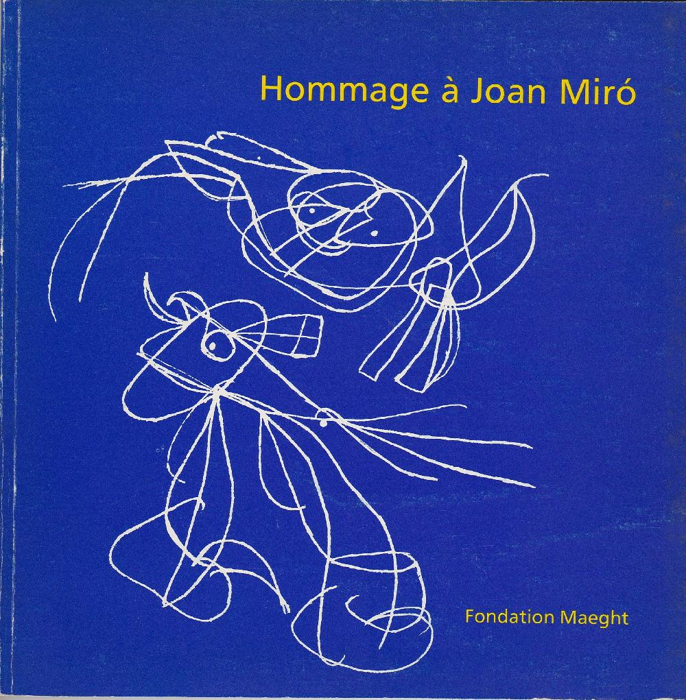 Hommage à Joan Miro