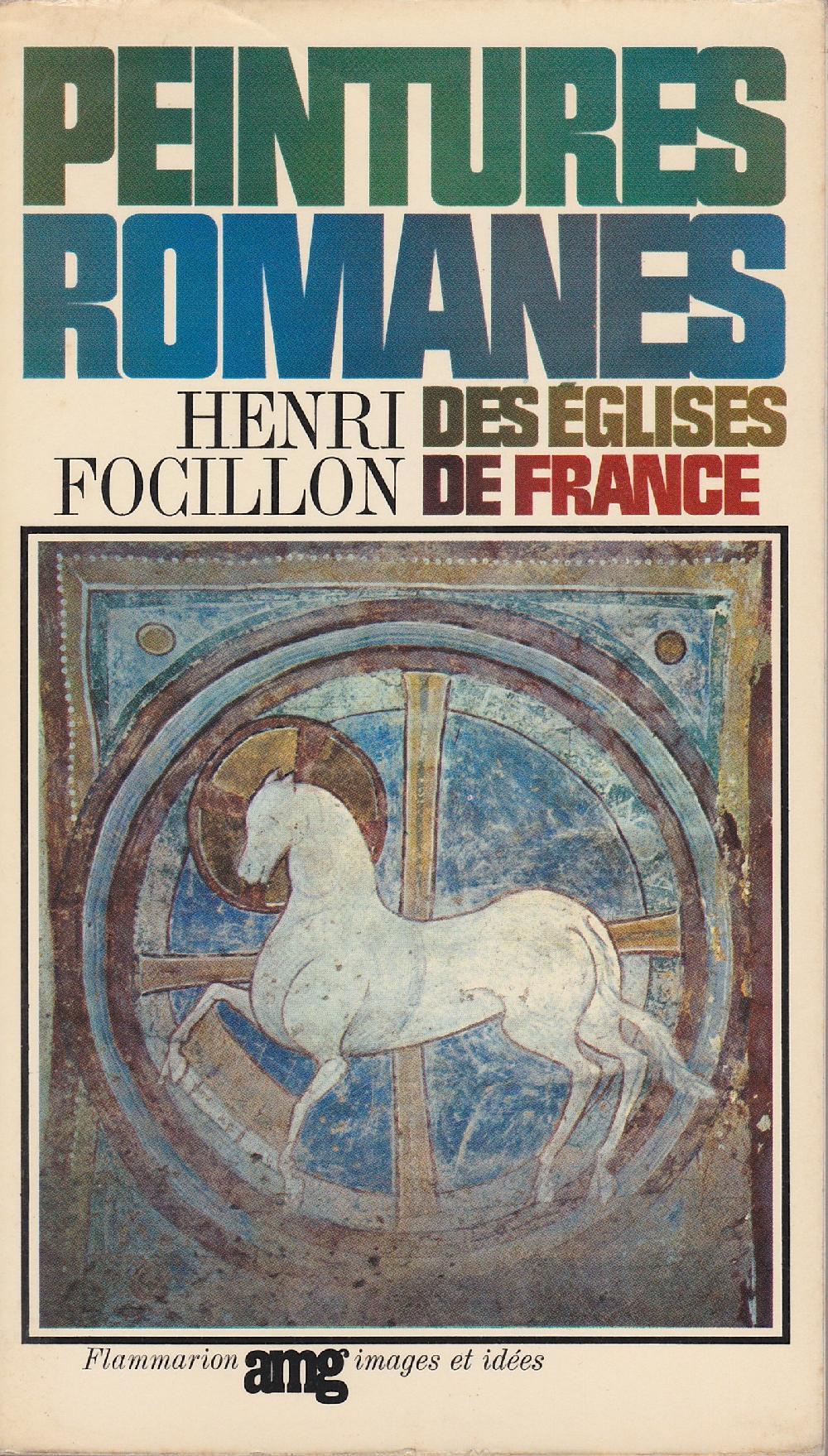 Peintures Romanes des églises de France