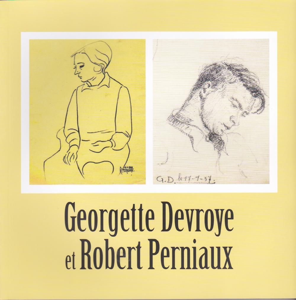 Georgette Devroye et Robert Perniaux