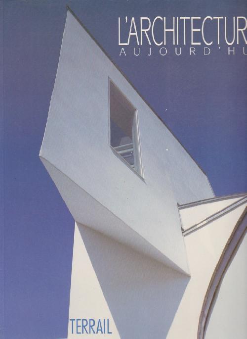 L'Architecture Aujourd'hui